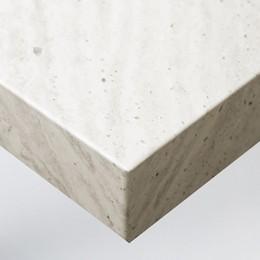 Adhésif décoratif pour meubles et murs effet Béton couleur Crème