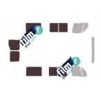 Kit film solaire prédécoupé Mercedes CLASSE C COUPE (Depuis 2011)