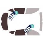 Kit film solaire prédécoupé Mercedes CLASSE C BREAK (2001-2007)