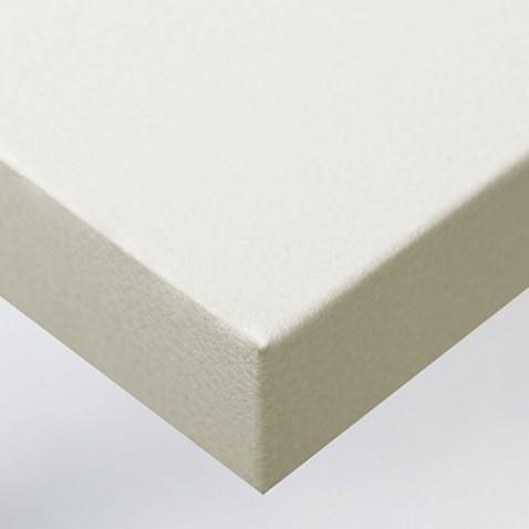 Revêtement adhésif pour murs et meubles effet Cuir Beige Clair