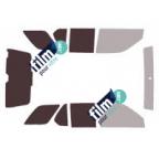 Kit film solaire prédécoupé Mercedes CLASSE A 5 portes (2004-2011)