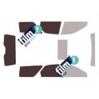 Kit film solaire prédécoupé Ford FIESTA 3 portes (1995-2002)