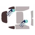Kit film solaire prédécoupé Ford FIESTA 5 portes (1995-2002)
