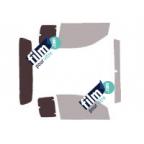 Kit film solaire prédécoupé Fiat FREEMONT depuis 2011