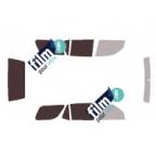 Kit film solaire prédécoupé Fiat PALIO 3 portes depuis 2009
