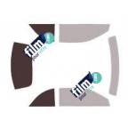 Kit film solaire prédécoupé Fiat MULTIPLA (1999-2008)