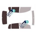 Kit film solaire prédécoupé Fiat STILO Break (2001-2007)