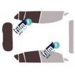 Kit film solaire Ford B-Max 5 portes (depuis 2012)