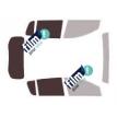 Kit film solaire Dacia Sandero (2) Stepway 5 portes (2013 - 2020)