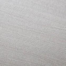 Sticker décoratif imitation Tissu Nid d'Abeille couleur Crème