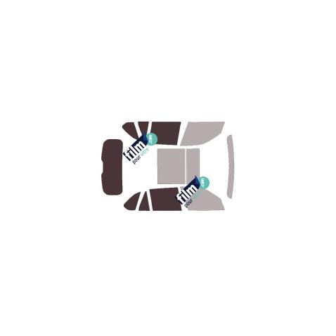 Kit film solaire Bmw X5 (3) 5 portes (2013 - 2018)