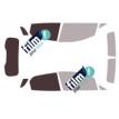 Kit film solaire Ford EcoSport 5 portes (depuis 2014)