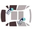 Kit film solaire Bmw Serie 2 (1) Active Tourer 5 portes (depuis 2014)