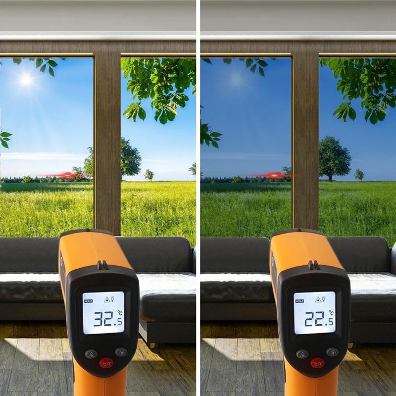 film solaire fenetre de toit film solaire pour velux. Black Bedroom Furniture Sets. Home Design Ideas