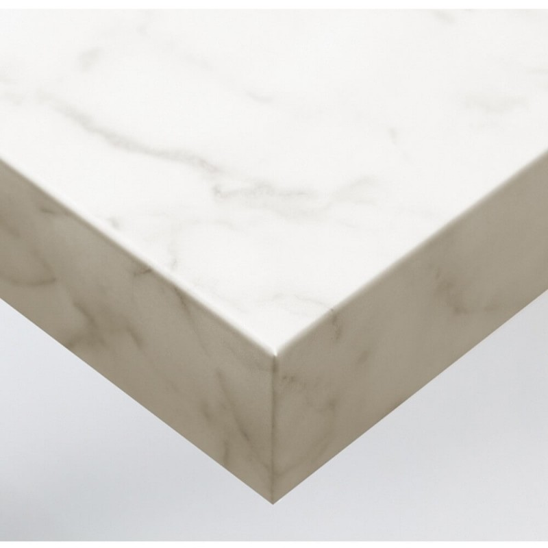 Rouleau adhésif pour murs et meubles effet Marbre Blanc Délavé