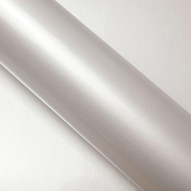 Blanc métallisé pour toutes surfaces