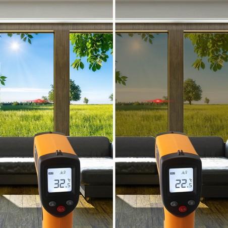 Kit film solaire prédécoupé Nissan SKYLINE GTR (Depuis 2009)