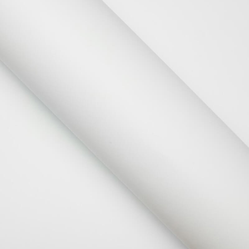 Total covering Blanc Mat - 3D