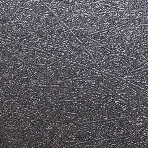 Film adhesif meuble ou  décoration murale imitation fibré argent