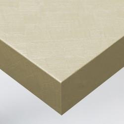 Revêtement adhésif pour rénovation intérieure couleur Crème texturé