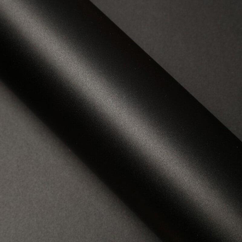 Noir mat pour surface plane