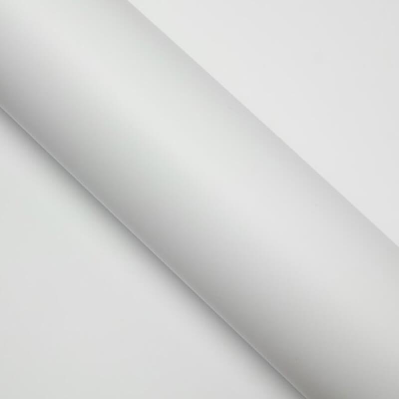 Blanc mat pour surface plane
