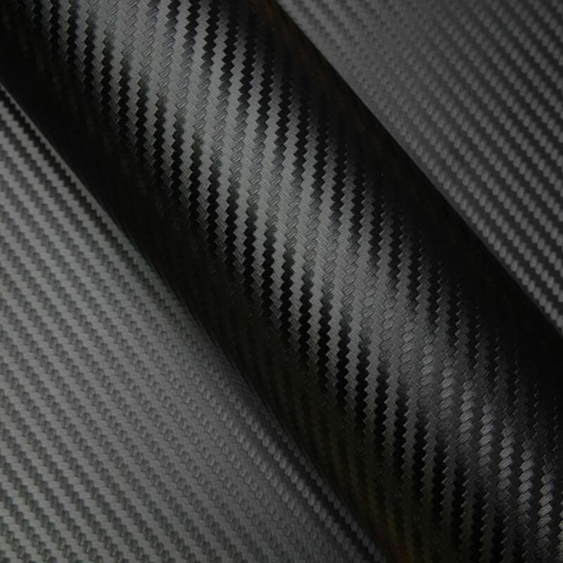 Carbone noir pour surface plane