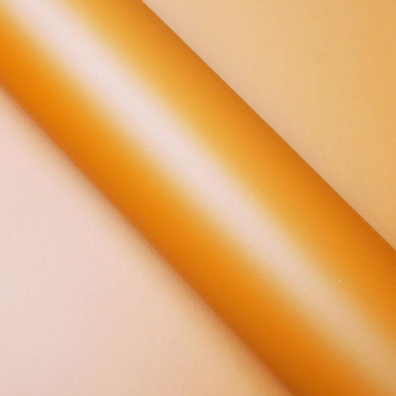 Orange mat pour surface plane