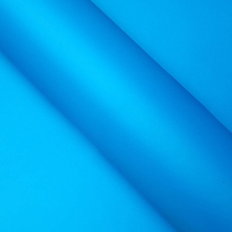 Bleu mat pour surface plane