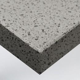 Papier peint adhésif pour home staging effet Granit Foncé