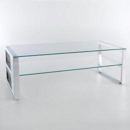 Film de protection transparent pour table en verre - 100 microns