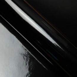 Wrapping pour voiture Noir Brillant - 2D