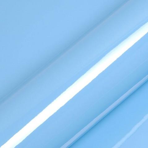 Film autocollant bleu ciel pour bloquer les regards des voisins - 80 microns