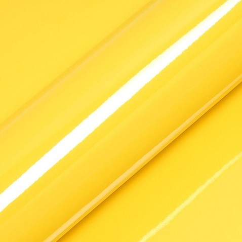 Film pour vitre maison couleur jaune clair idéal pour bloquer la vue - 80 microns