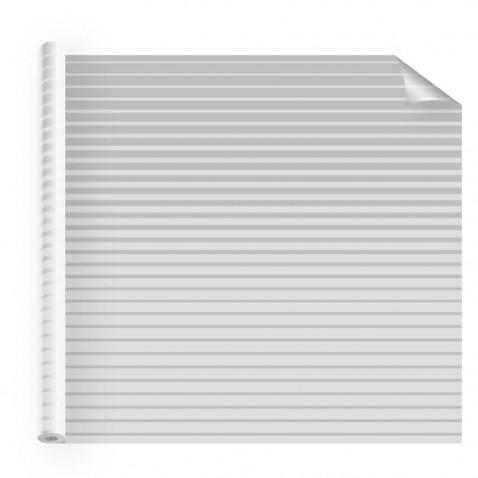Film adhesif fenetre Reflectiv INT 236 bandes depolies degressives