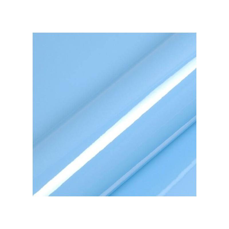 Film adhésif monomère couleur bleu clair convient à publicité véhicule