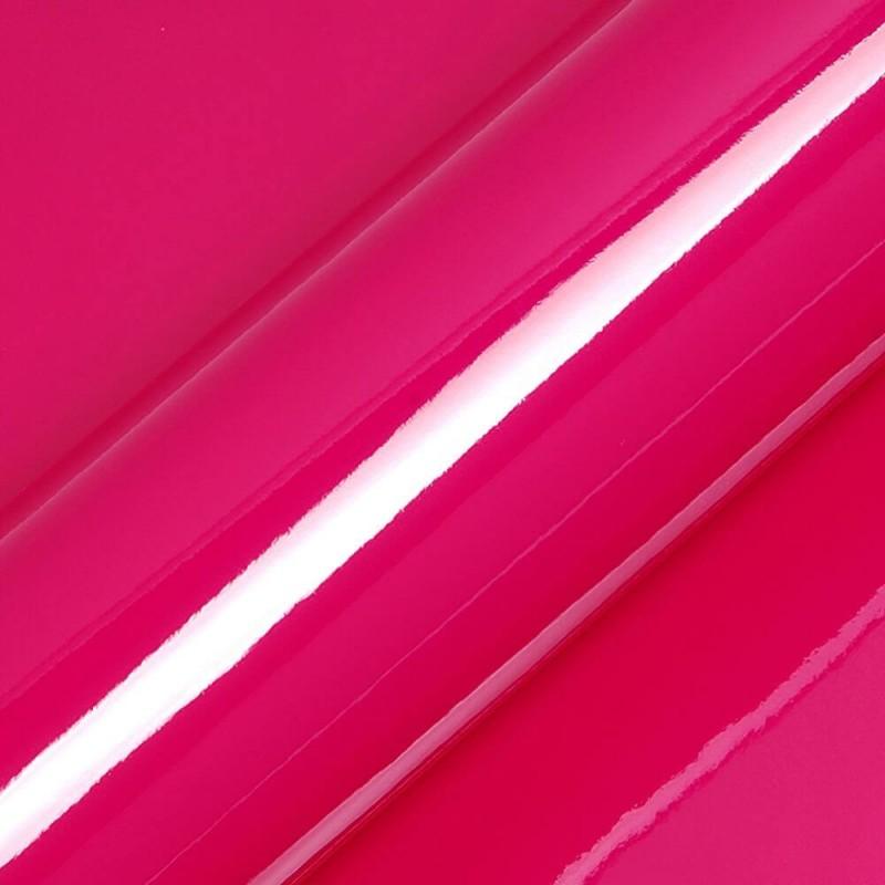 Papier vinyl monomère couleur fushia utilisé pour agencement de stand