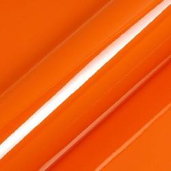 Papier vinyle adhésif monomère teinte orange compatible banderole publicitaire