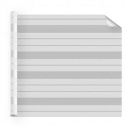Film adhésif decoratif 3+2 bandes de visualisation horizontales