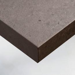 Papier peint adhésif effet béton foncé