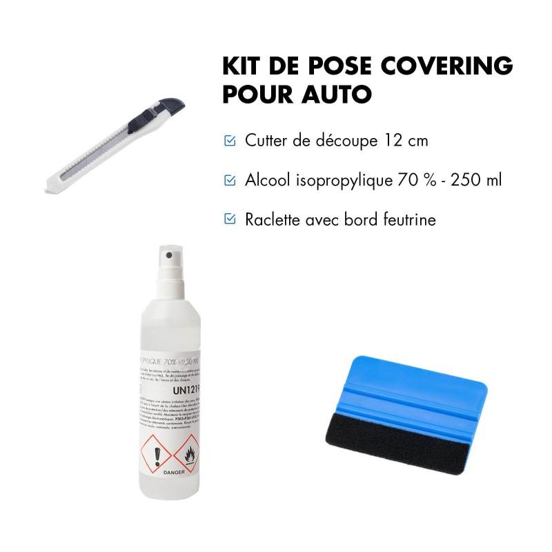 Kit de pose pour covering de voiture