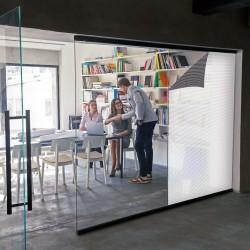 Film microperforé pour fenêtre