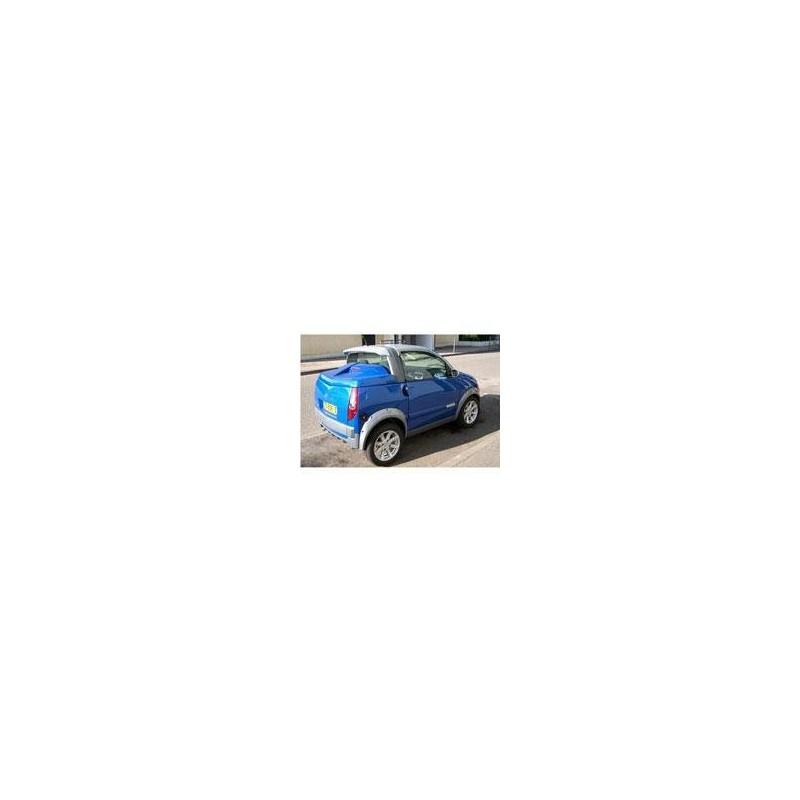 Kit film solaire Aixam Scouty Coupe 2 portes (2005 - 2012)