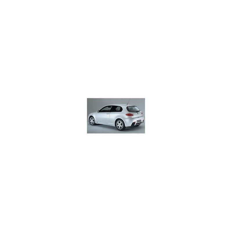 Kit film solaire Alfa Romeo 147 (1) 3 portes (2000 - 2005) (phase 1)
