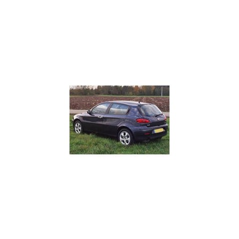 Kit film solaire Alfa Romeo 147 (1) 5 portes (2000 - 2005) (phase 1)
