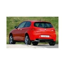 Kit film solaire Alfa Romeo 147 (1) 3 portes (2005 - 2010) (phase 2)