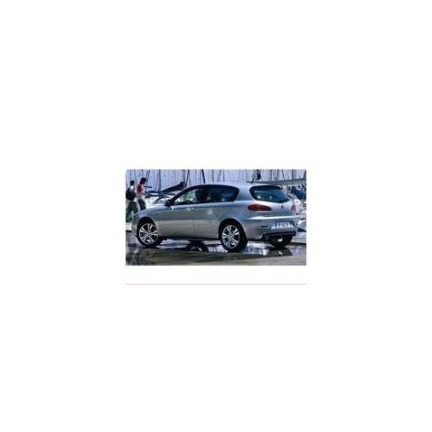 Kit film solaire Alfa Romeo 147 (1) 5 portes (2005 - 2010) (phase 2)