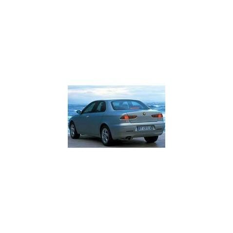 Kit film solaire Alfa Romeo 156 Berline 4 portes (1997 - 2006)
