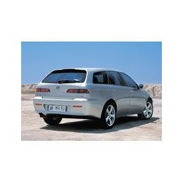 Kit film solaire Alfa Romeo 156 Sport Wagon Break 5 portes (2000 - 2006)