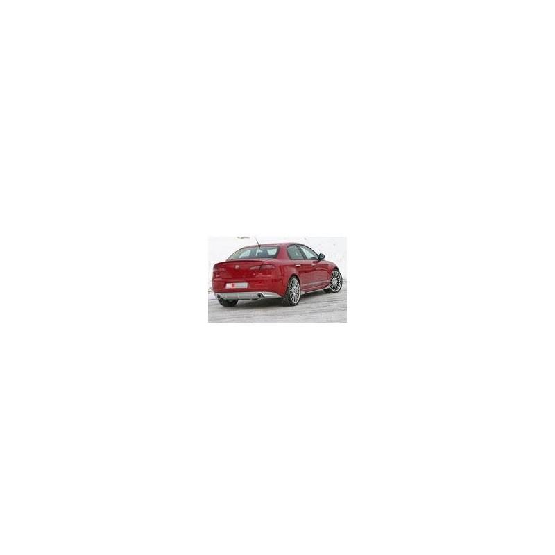 Kit film solaire Alfa Romeo 159 Berline 4 portes (2005 - 2011)